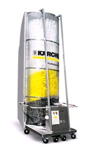 Однощеточная система для мойки груз. транспорта Karcher RBS 6014