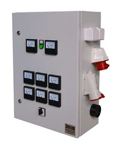 Сервисный стенд для тестирования электродвигателей