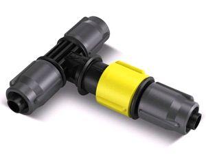 Тройник с регулятором, для оросительной системы, Karcher Rain System™ (2 шт.)