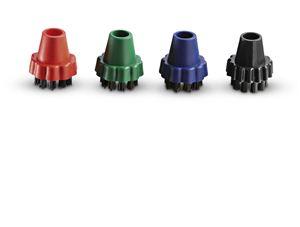 Комплект круглых щеток для паропылесоса SV