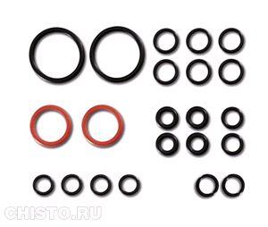 Комплект запасных колец круглого сечения для пароочистителей серии SC, SI