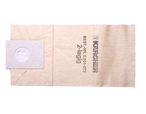 Бумажные мешки для пылесоса Karcher TE (2.000, 2.000 , 3.500, 3.501)