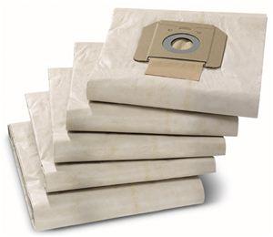 Бумажные фильтр-мешки для моделей пылесосов серии (NT 65/2, 70/1, 70/2, 70/3)