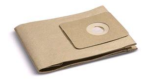Бумажные пакеты для пылесосов сухой уборки Karcher серии T