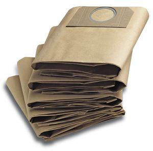 Бумажные фильтр-мешки для пылесосов WD SE MV ( 3.200, 3.300, 3.500, SE 4001, 4002, MV 3 P, MV 3 Premium)