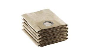 Бумажные фильтр-мешки для пылесосов (WD 4.200, 5.200, 5.300, 5.400, 5.500, 5.600)