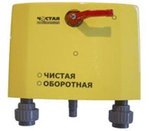 Ручной переключатель Чистая-Оборотная (HD/HDS/HD-ST)