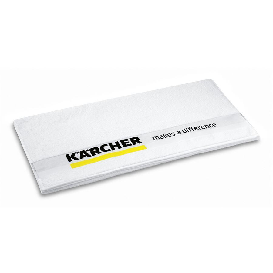 Махровое полотенце Karcher