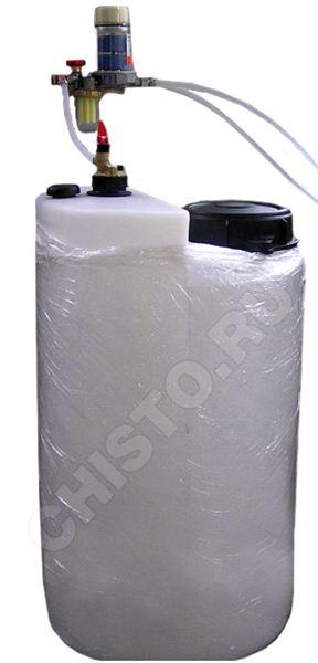 Система снабжения топливом стационарных HDS