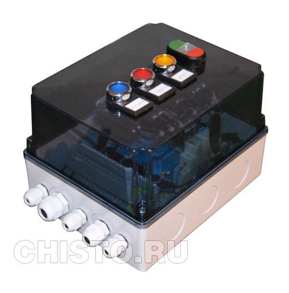 Блок ДУ HDS 'ЭКО-ЧИП' (4 функции)