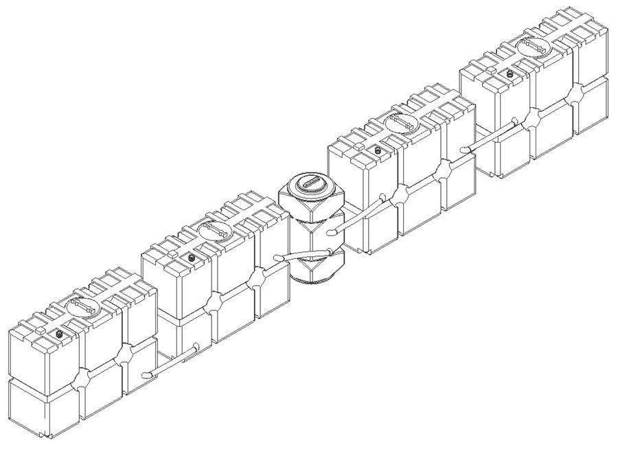 Поверхностный отстойник ПО-8К (линейный)