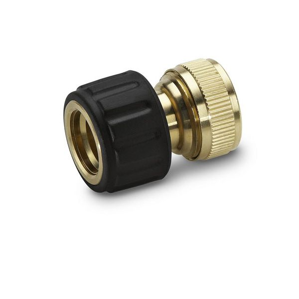 Латунный коннектор 1/2 и 5/8 для систем водоснабжения и полива