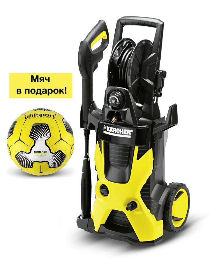 Мойка высокого давления Karcher K 5 Premium Football Edition