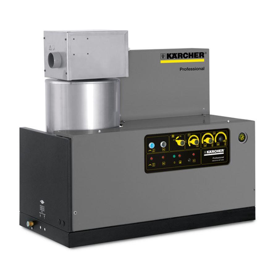 Стационарный АВД Karcher HDS 12/14-4 ST Gas