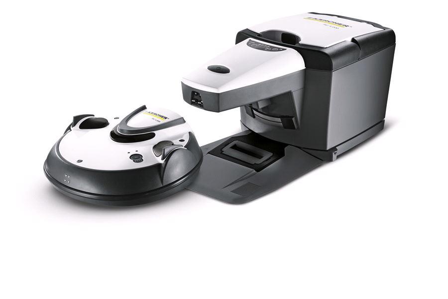 Робот пылесос Karcher RC 4.000 Premium