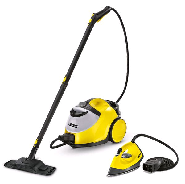 Пароочиститель Karcher SC 5 + Iron kit (Утюг в комплекте)