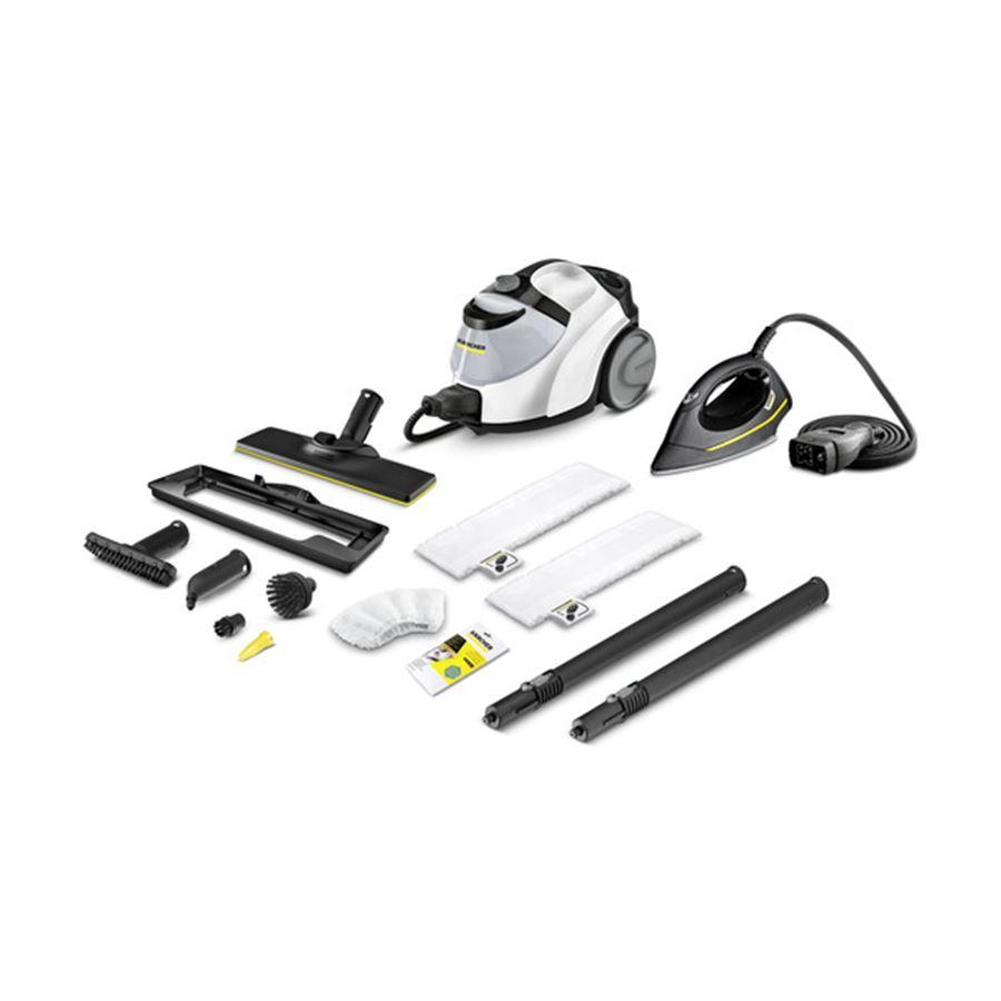 Пароочиститель Karcher SC 5 EasyFix Premium Iron (wh)