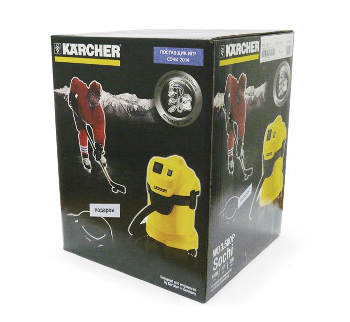 Хозяйственный пылесос Karcher WD 3.500 P Sochi