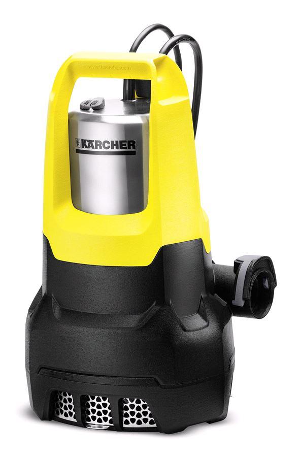 Погружной насос для грязной воды Karcher SP 7 Dirt Inox