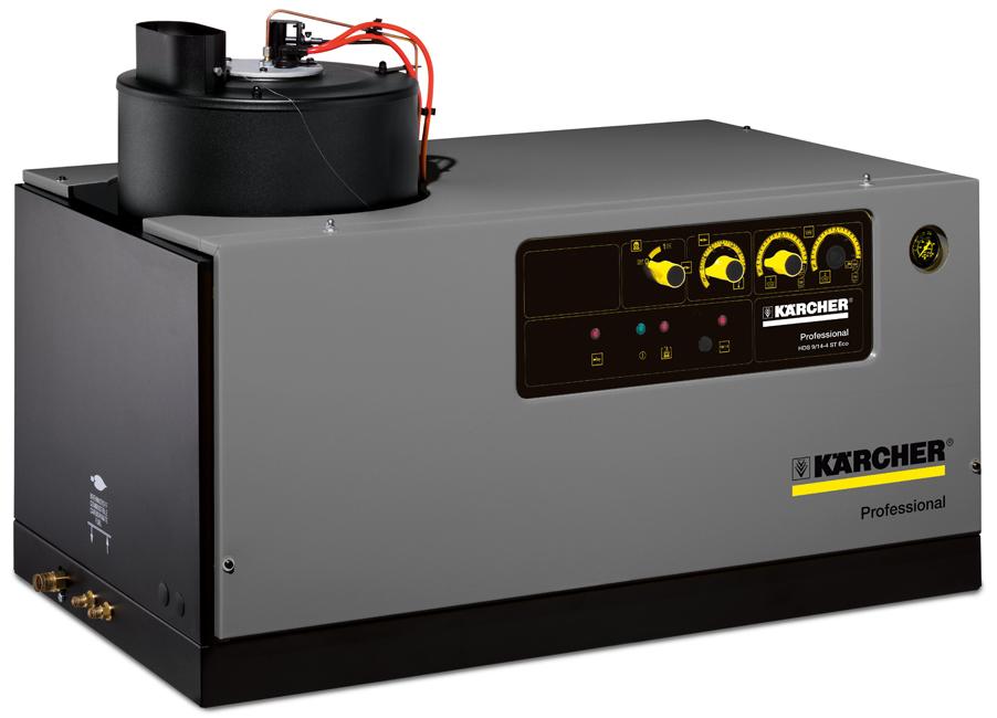 Стационарная мойка с нагревом воды Karcher HDS 9/14-4 ST *EU-I (2017)