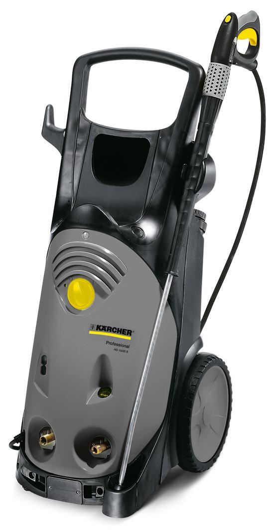 АВД без нагрева воды Karcher HD 10/21-4 S Plus *Sochi