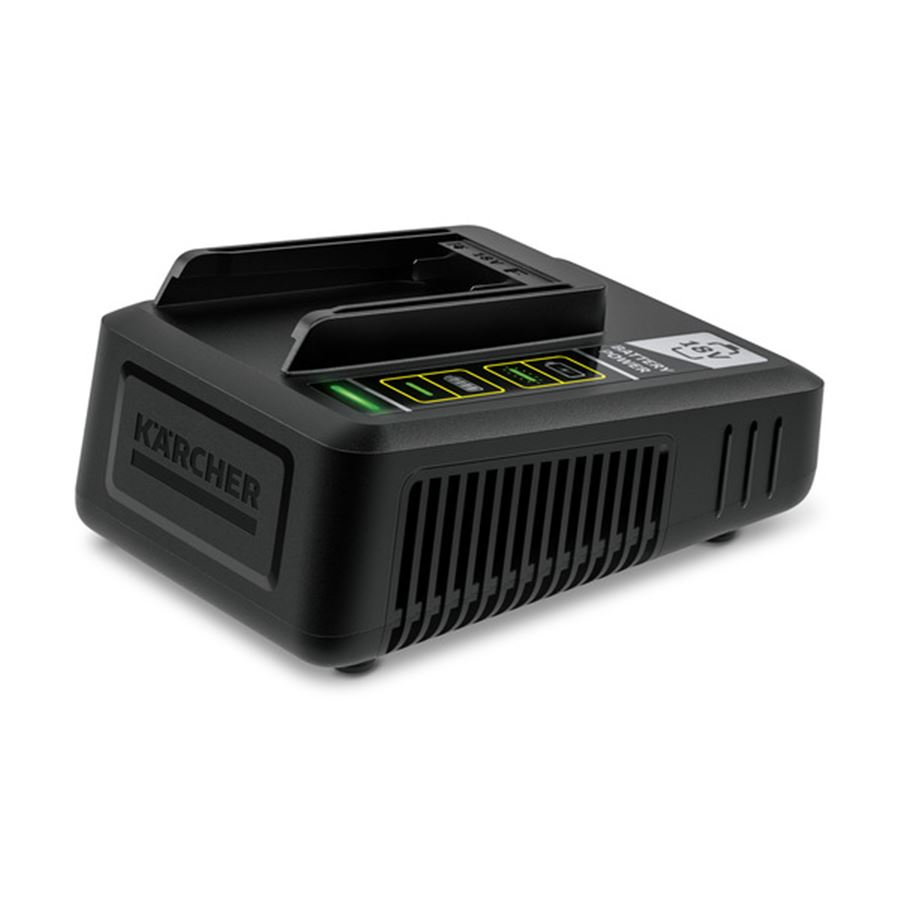 Быстрозарядное устройство Battery Power 18 V