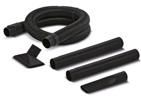 Комплект для грубых загрязнений и крупного мусора для пылесоса MV, WD