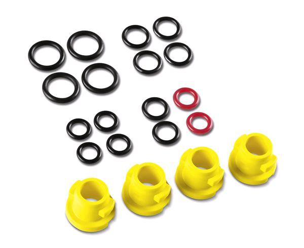 Комплект запасных колец круглого сечения для аппартов высокого давления