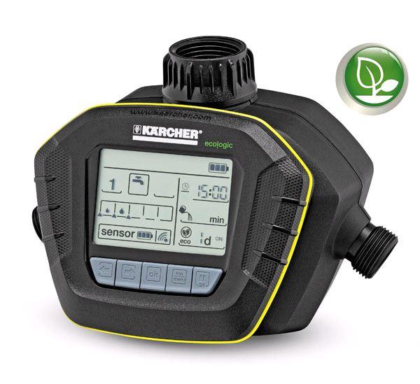 Блок управления поливом (таймер) SensoTimer™ ST6 Duo eco!ogic для Karcher Rain System