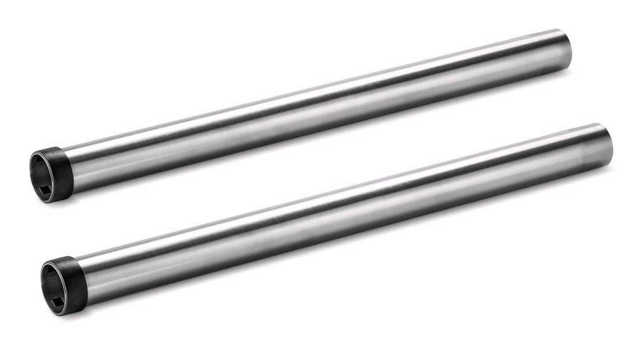 Комплект всасывающих трубок, 2 x 0.5 м нержавеющая сталь