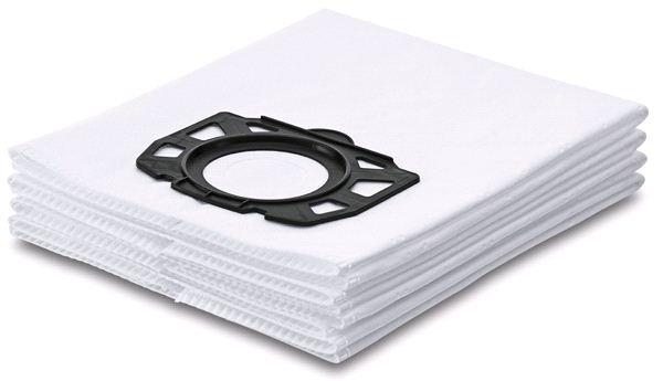 Фильтр-мешки, 4 шт, флисовые для пылесосов MV (4, 4 Premium; 5; 5 P; 5 Premium; 6 P Premium)