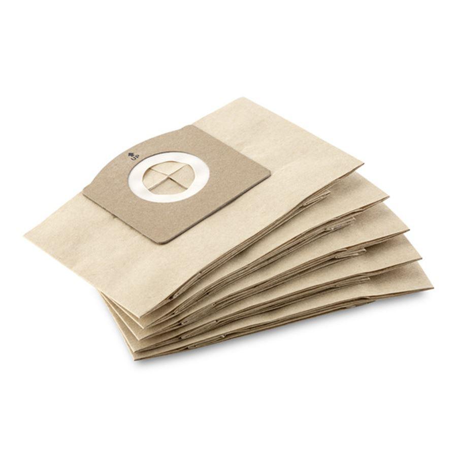 Фильтр-мешки для пылесоса WD 1, 5 шт