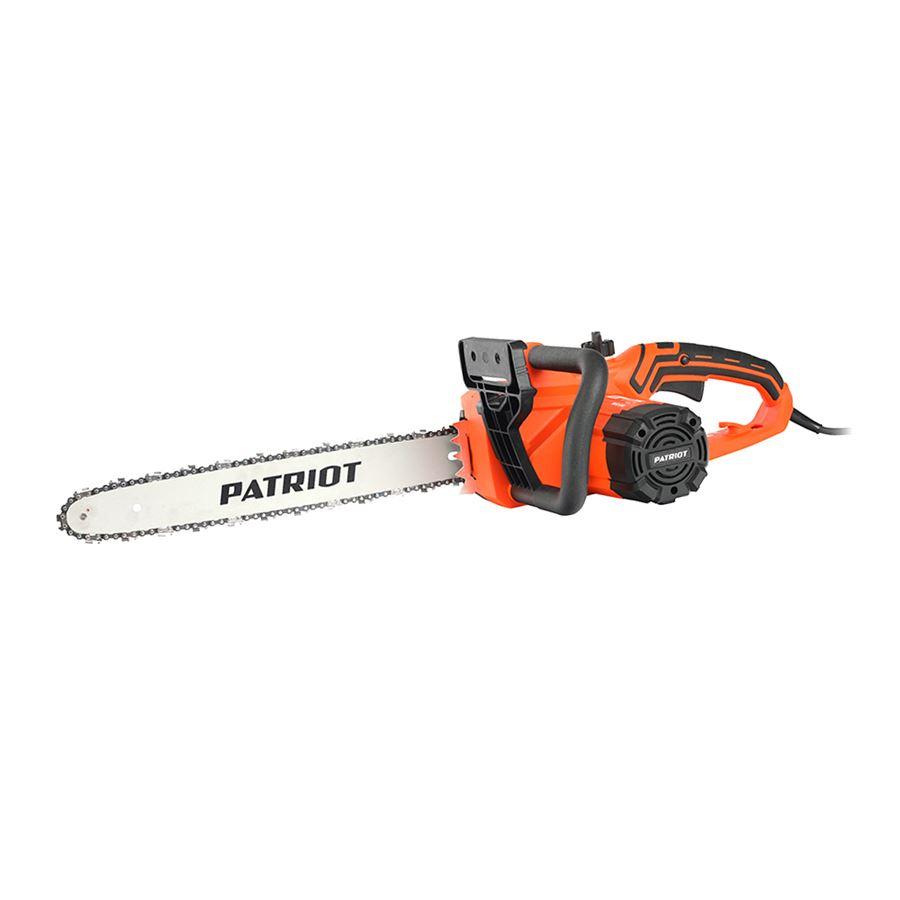Пила цепная электрическая PATRIOT ESP 2418