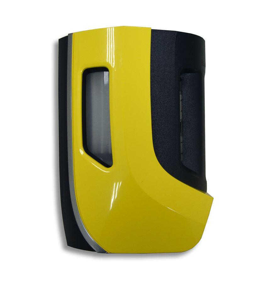 Фильтр в сборе, желтый
