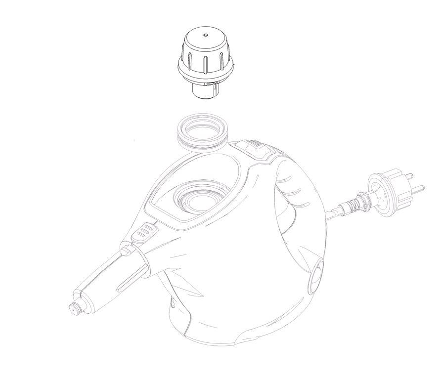 Защитный замок SC 1 для замены