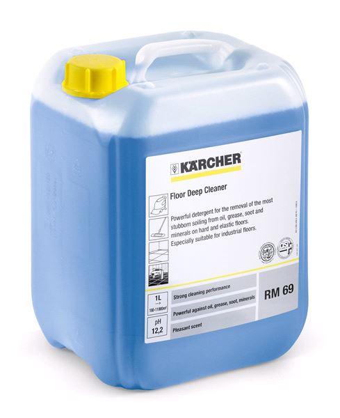RM 69 ASF (10л) Средство для общей чистки полов Karcher