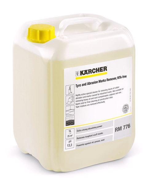 RM 776 (10 л.) Средство для удаления следов шин Karcher