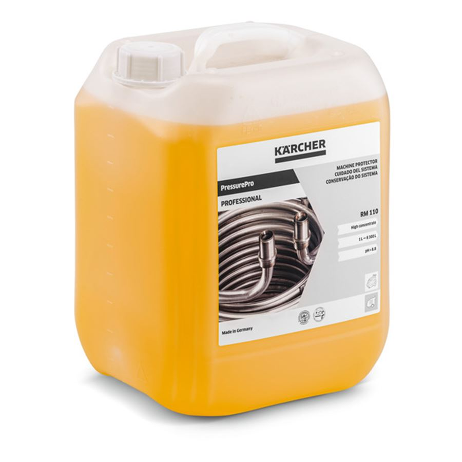 Антинакипин (умягчитель) для аппаратов с нагревом воды Karcher RM 110 (10л.)