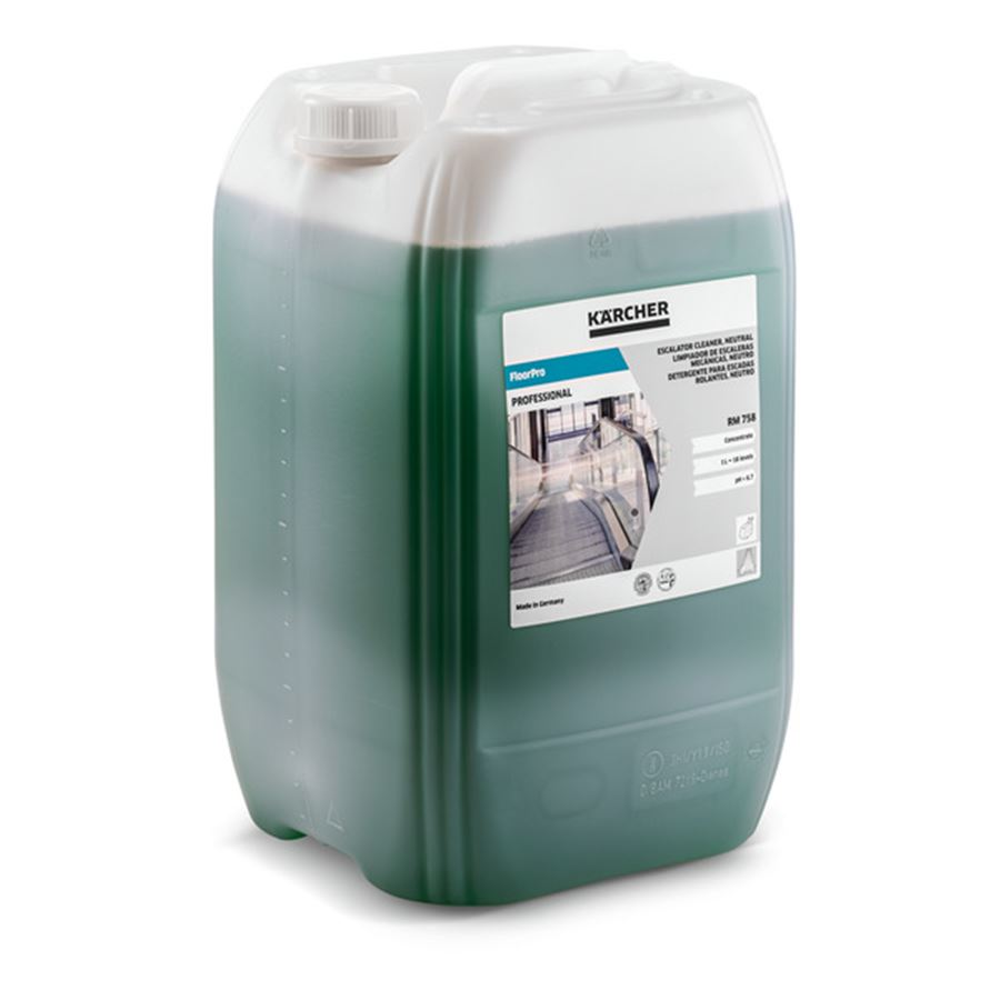 RM 758 (20л) Средство для чистки эскалаторов Karcher