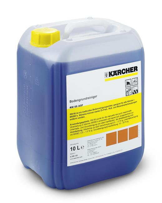 RM 69 ASF (20 л.) Средство для общей чистки полов Karcher