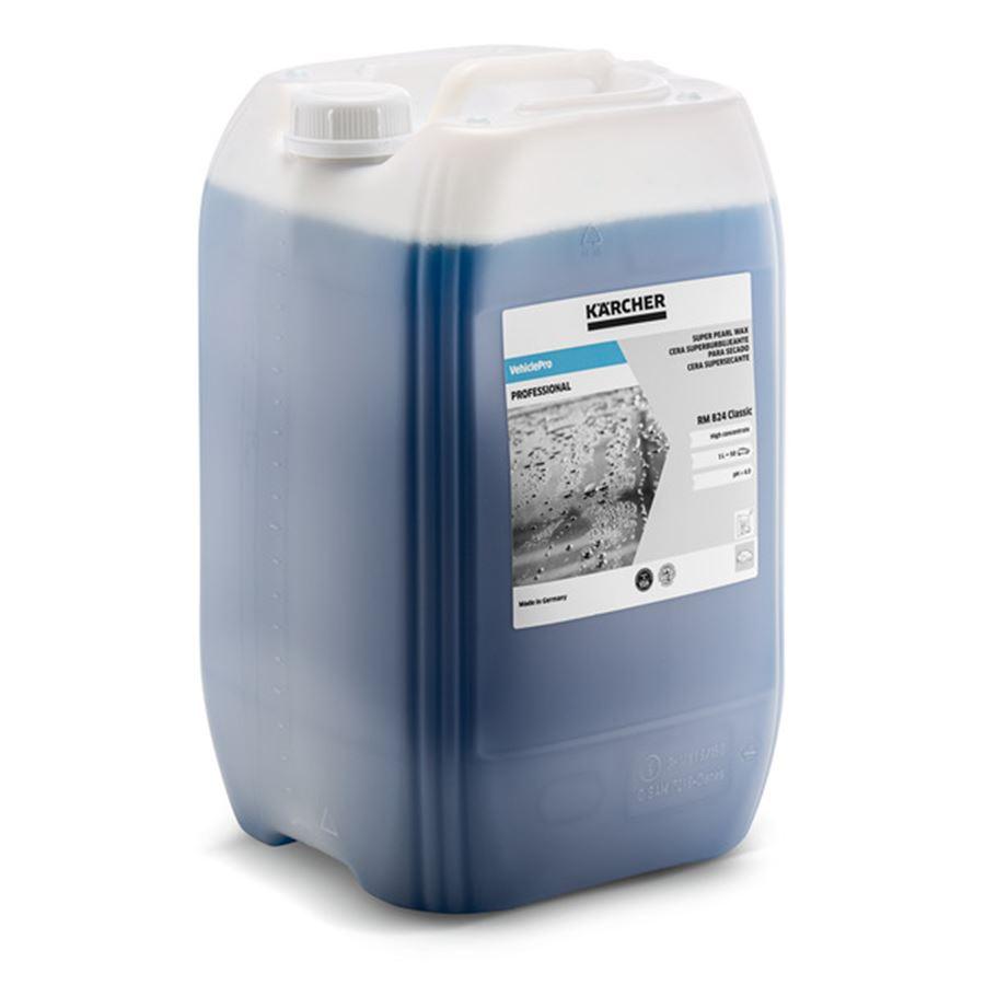 Воск с интенсивным водоотталкивающим эффектом Karcher RM 824 (20 л)
