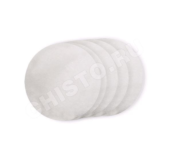 Круглый фильтр для пылесосов (5шт)
