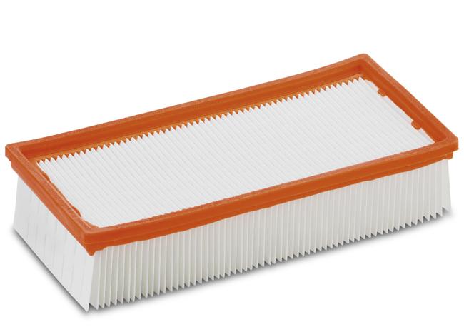 Плоский складчатый фильтр NT 14/1, NT 351 Eco