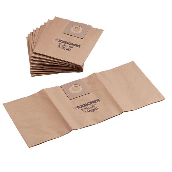 Бумажные фильтр-мешки для модели пылесоса Karher A ( 2.101)
