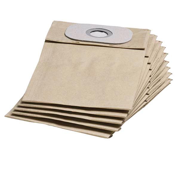 Фильтр-мешки, 5 шт, бумажные для пылесоса Karcher DS (5.200)