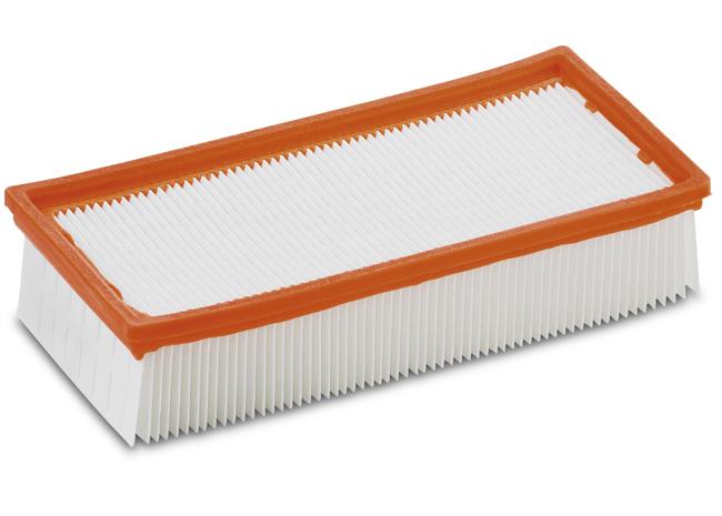 Плоский складчатый фильтр NT 65/2, NT 75/2