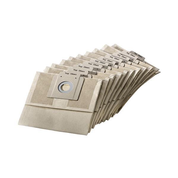 Бумажные фильтр-мешки для пылесосов серий  BV 5/1 (10 шт.)