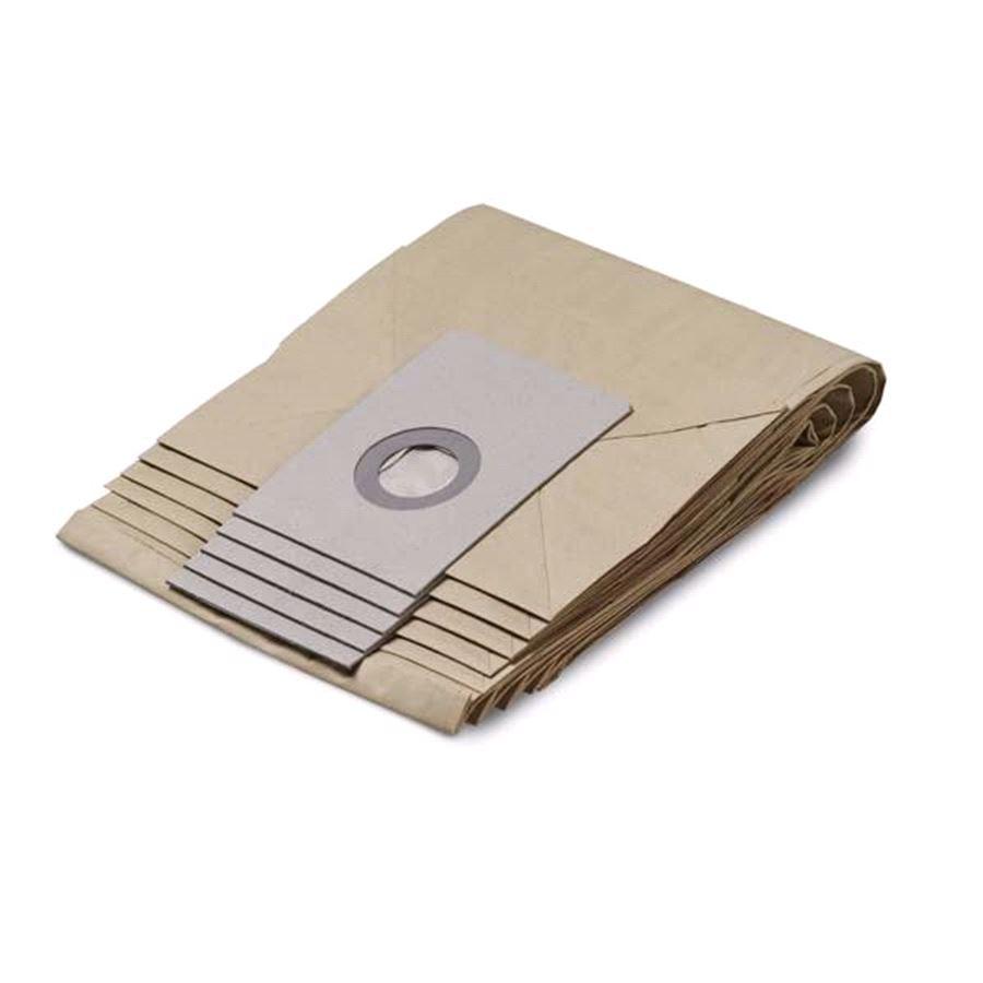 Пакеты (5 шт) для пылесосов Karcher NT 351