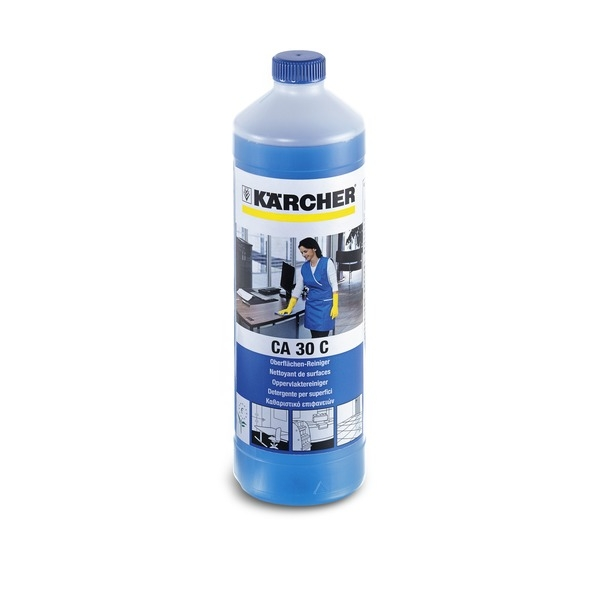 Концентрированное средство для чистки поверхностей Karcher CA 30 C (1л)