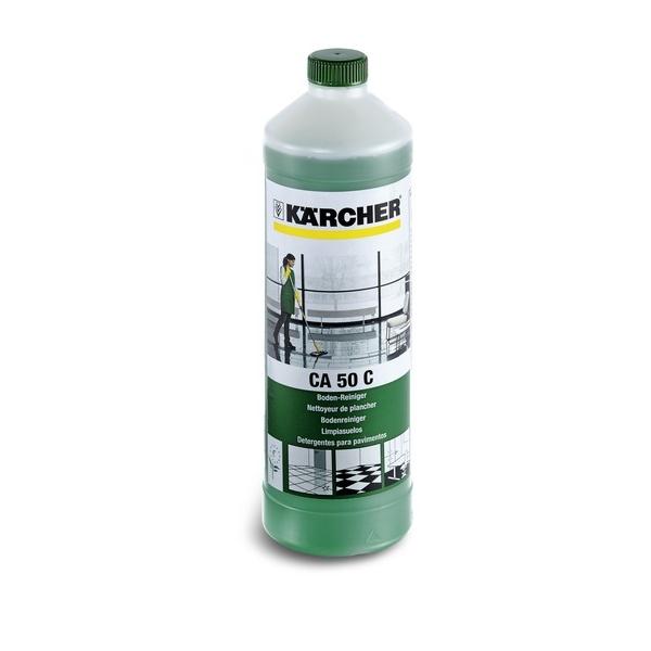 Концентрированное средство для чистки полов Karcher CA 50 C (1л)